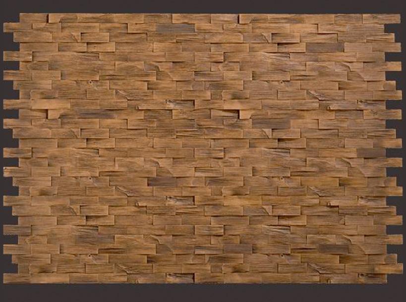 Panel madera materiales de construcci n para la reparaci n - Placas imitacion piedra ...